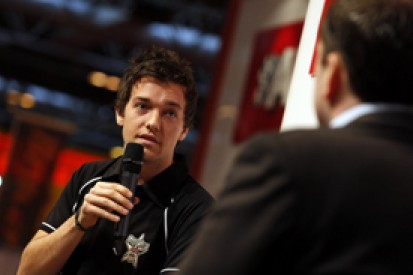 Jolyon Palmer certain he can fight for 2013 GP2 title
