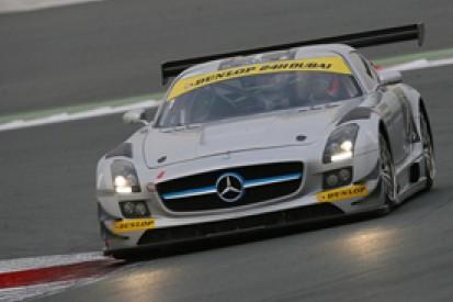 Bleekemolen puts Black Falcon Mercedes on Dubai 24 Hours pole