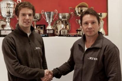 Oliver Turvey joins Jota for European Le Mans Series