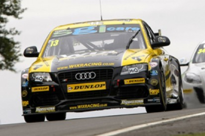 Rob Austin and Will Bratt to race Audis full-time in BTCC in 2013