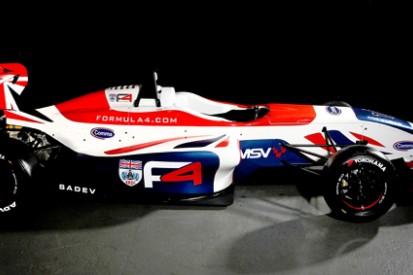 Formula 4 single-seater unveiled at AUTOSPORT International