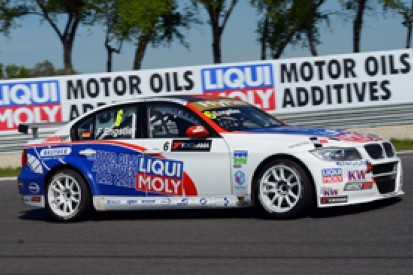 Team Engstler to run Franz Engstler and Charles Ng in WTCC