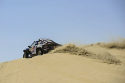 Dakar Rally: Nasser Al-Attiyah closes on Stephane Peterhansel