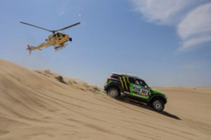 Dakar Rally: Stephane Peterhansel moves into lead