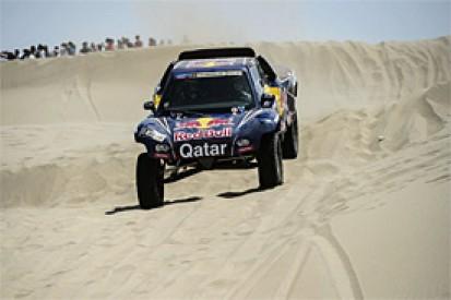 Carlos Sainz given back Dakar lead after satellite investigation