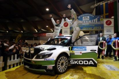 ERC Janner Rally: Jan Kopecky grabs last-gasp victory