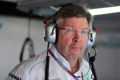 Ross Brawn says aero staff changes were key to Mercedes' F1 slump
