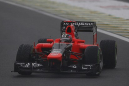 Timo Glock says McLaren windtunnel work gives Marussia big '13 hope