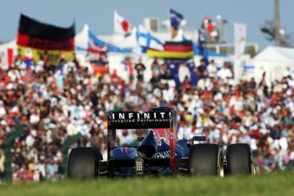 Sebastian Vettel's 2012 Formula 1 season in quotes