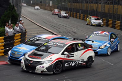 Tiago Monteiro says Honda has made changes for 2014 WTCC rules