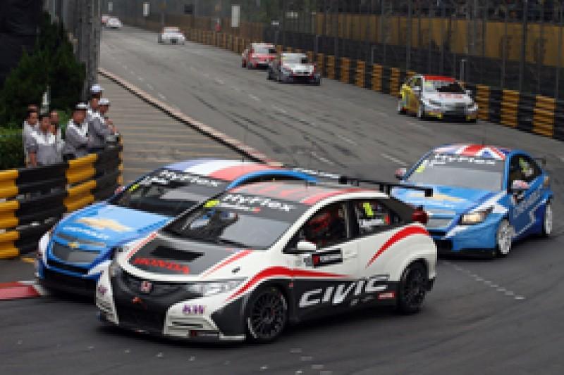 Tiago Monteiro says Honda has made changes for 2014 WTCC rules