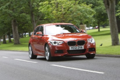 WSR to race NGTC BMW 1 series in 2013 BTCC