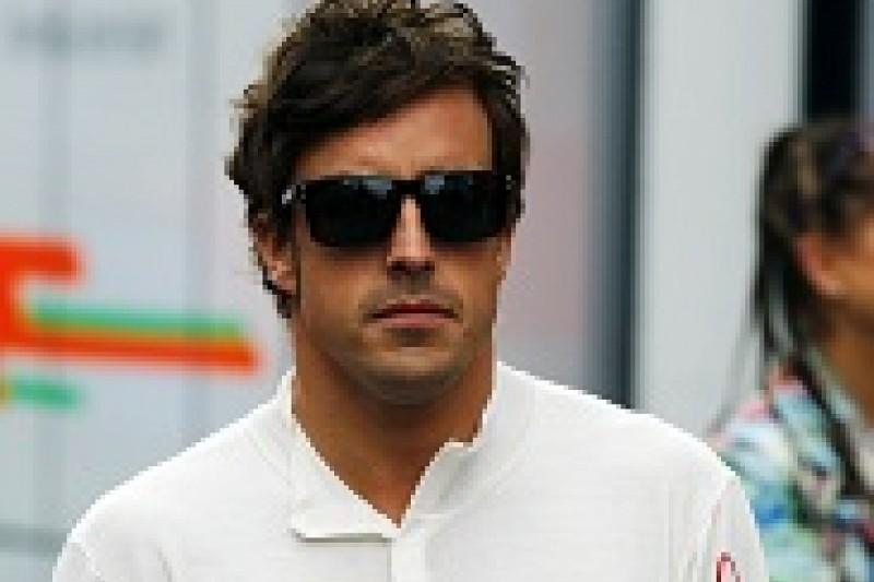 Formula 1 team bosses vote Fernando Alonso as best driver of 2012
