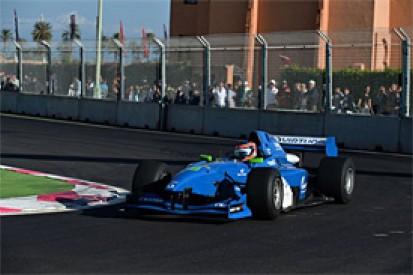 Marrakech Auto GP: Roda angry over mistaken penalty