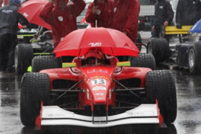 Auto GP Marrakech: First practice cancelled due to bad weather