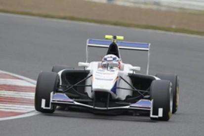 GP3 testing: David Fumanelli fastest at Silverstone