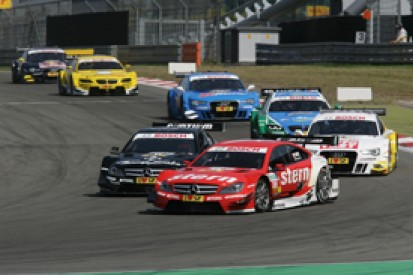 DTM to test use of DRS at Barcelona test