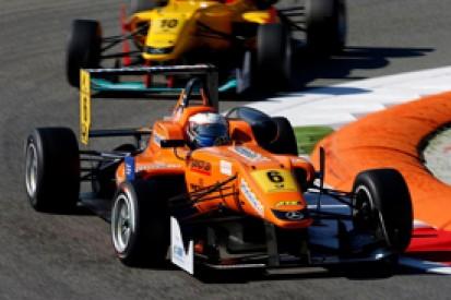 Euro F3 Monza: Felix Rosenqvist tops practice for Mucke Motorsport