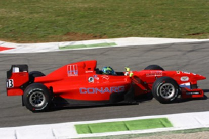 Auto GP Monza: Robert Visiou leads first practice for Ghinzani