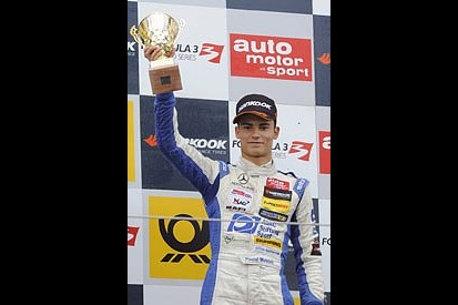 New Mercedes DTM driver Pascal Wehrlein to keep Euro F3 Monza drive