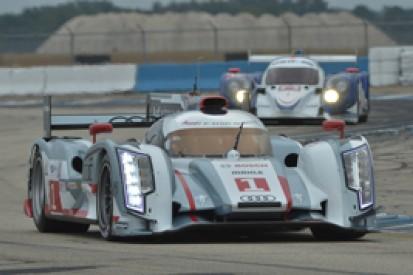 Sebring 12 Hours: Audi's Marcel Fassler fastest in Thursday practice