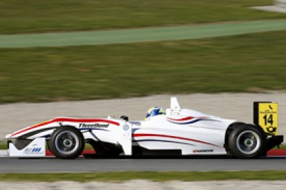 European F3 test: Will Buller puts T-Sport and Nissan on top