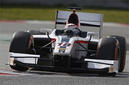 Stefano Coletti sets pace as Barcelona GP2 test ends