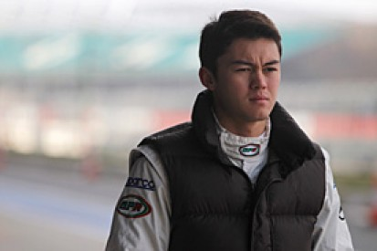 Melville McKee seals GP3 move with Bamboo