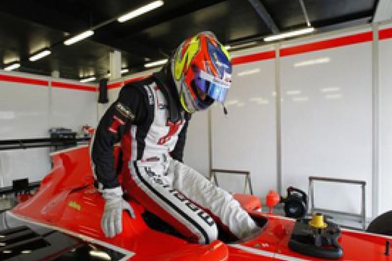 Tio Ellinas secures Manor GP3 return plus Marussia F1 test