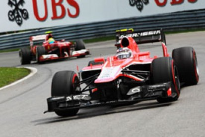 Marussia to use Ferrari engines, gearboxes in F1 2014 season