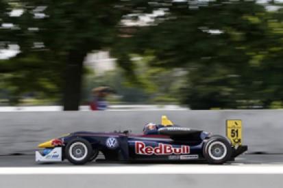 Norisring European F3: Kvyat fastest in practice sessions