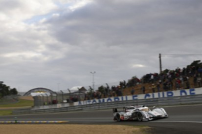 LM24 H17: Tom Kristensen on course for record ninth victory