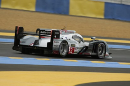 LM24: H21: Audi and Duval three hours from victory