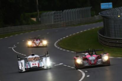 LM24 H16: Loic Duval opens up one-lap advantage for Audi