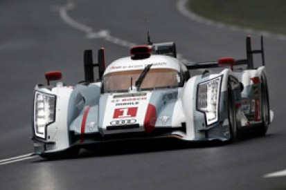 LM24 Hour 3: Andre Lotterer maintains Audi's lead
