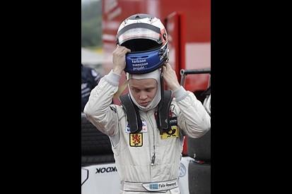 Felix Rosenqvist commits to Formula 3 Masters at Zandvoort
