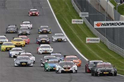 Spielberg secures new deal to host the DTM until 2016