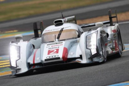 Le Mans 24 Hours: Duval leads Audi practice lockout