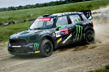 Prodrive shakes down upgraded Mini RX ahead of Munich X Games