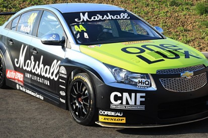 Andy Neate's IP Tech team expects to make Oulton Park BTCC debut