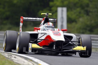 Facu Regalia quickest as GP3 Hungaroring test concludes