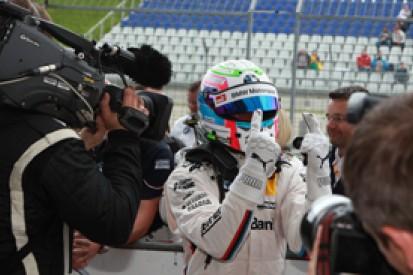 Spielberg DTM: Bruno Spengler puts BMW on pole