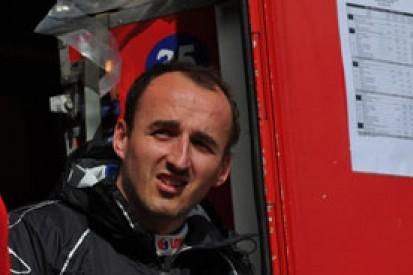 Robert Kubica escapes injury in massive ERC crash