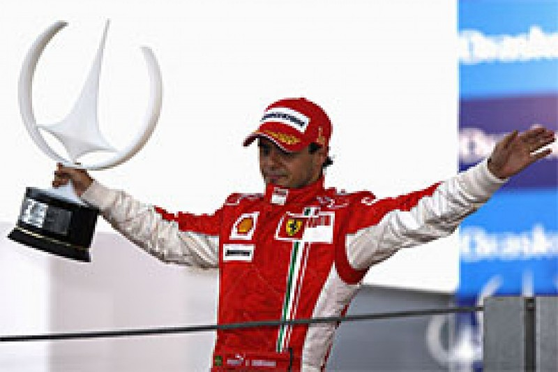 Comment: Felipe Massa can walk out of Ferrari proud