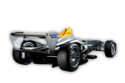 Formula E to use all-weather tyres from Michelin