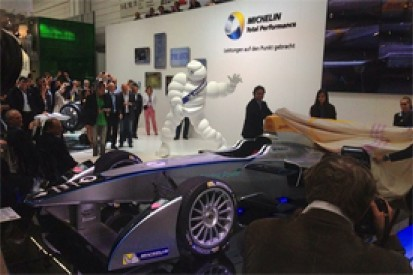 Formula E car to hit track in November, 'well-known' drivers in line