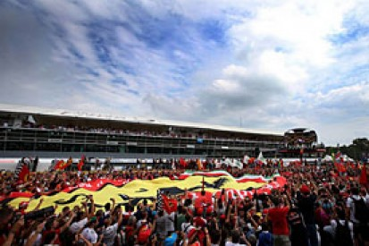Red Bull motivated by Italian Grand Prix podium jeering