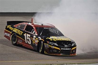 Michael Waltrip Racing accused of Richmond NASCAR race manipulation