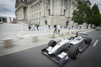 Formula E eyes in-race dynamic recharging to replace two-car format