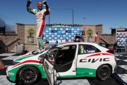 Sonoma WTCC: Gabriele Tarquini win delays Yvan Muller's coronation